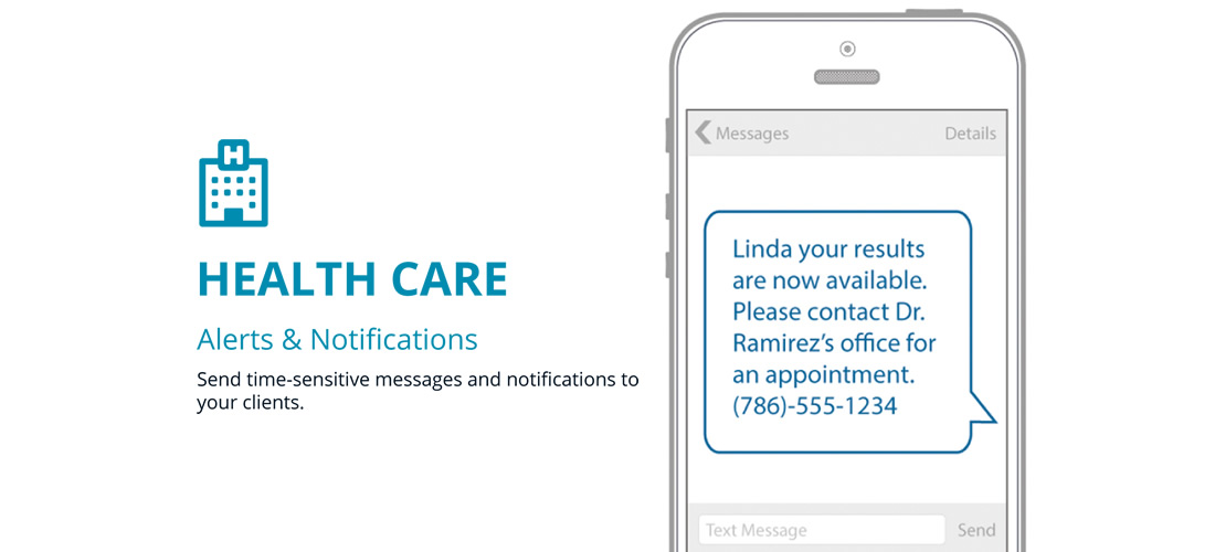 Health Care Alerts & Notifications